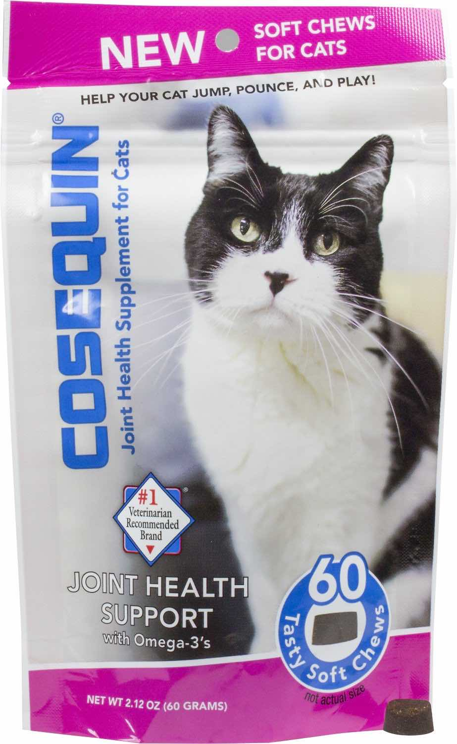 Cosequin for Cats Soft Chews 60 count 1