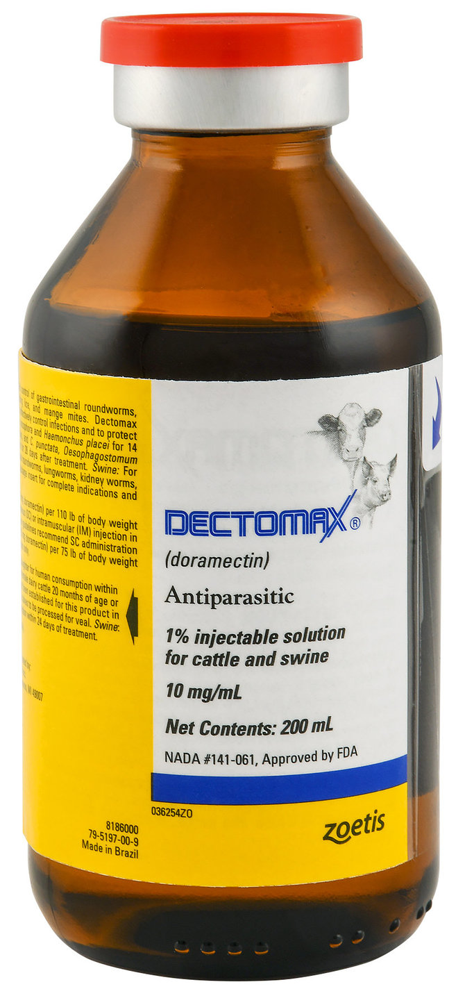 Dectomax Injectable Solution 200 ml 1