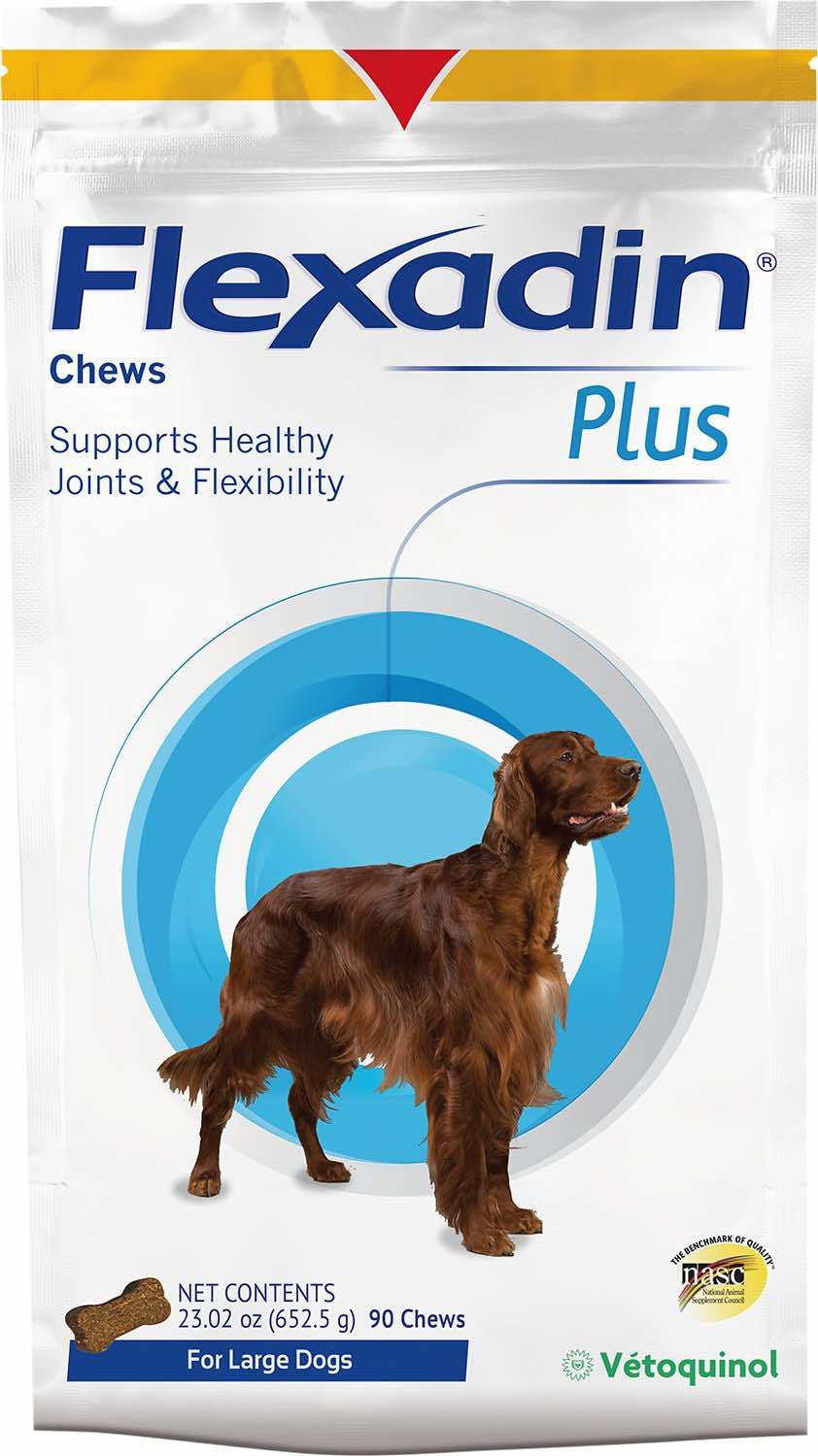 Flexadin Plus Chews 90 count for large dogs 1
