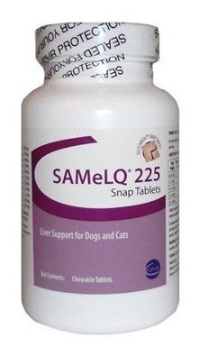 SAMeLQ Snap Tablets 225 mg 60 count 1