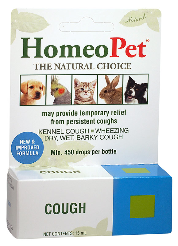 HomeoPet Cough 15 ml 1