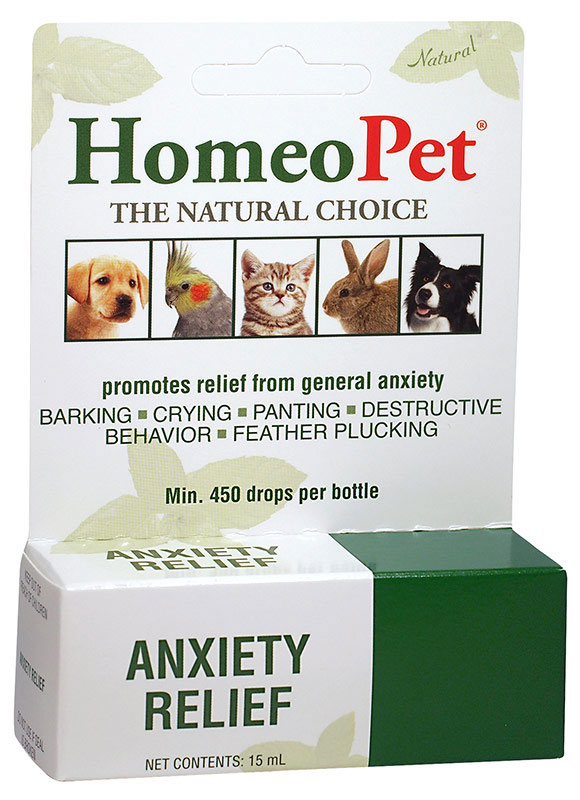 HomeoPet Anxiety Relief 15 ml 1