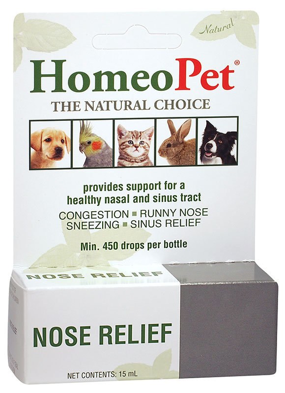 HomeoPet Nose Relief 15 ml 1