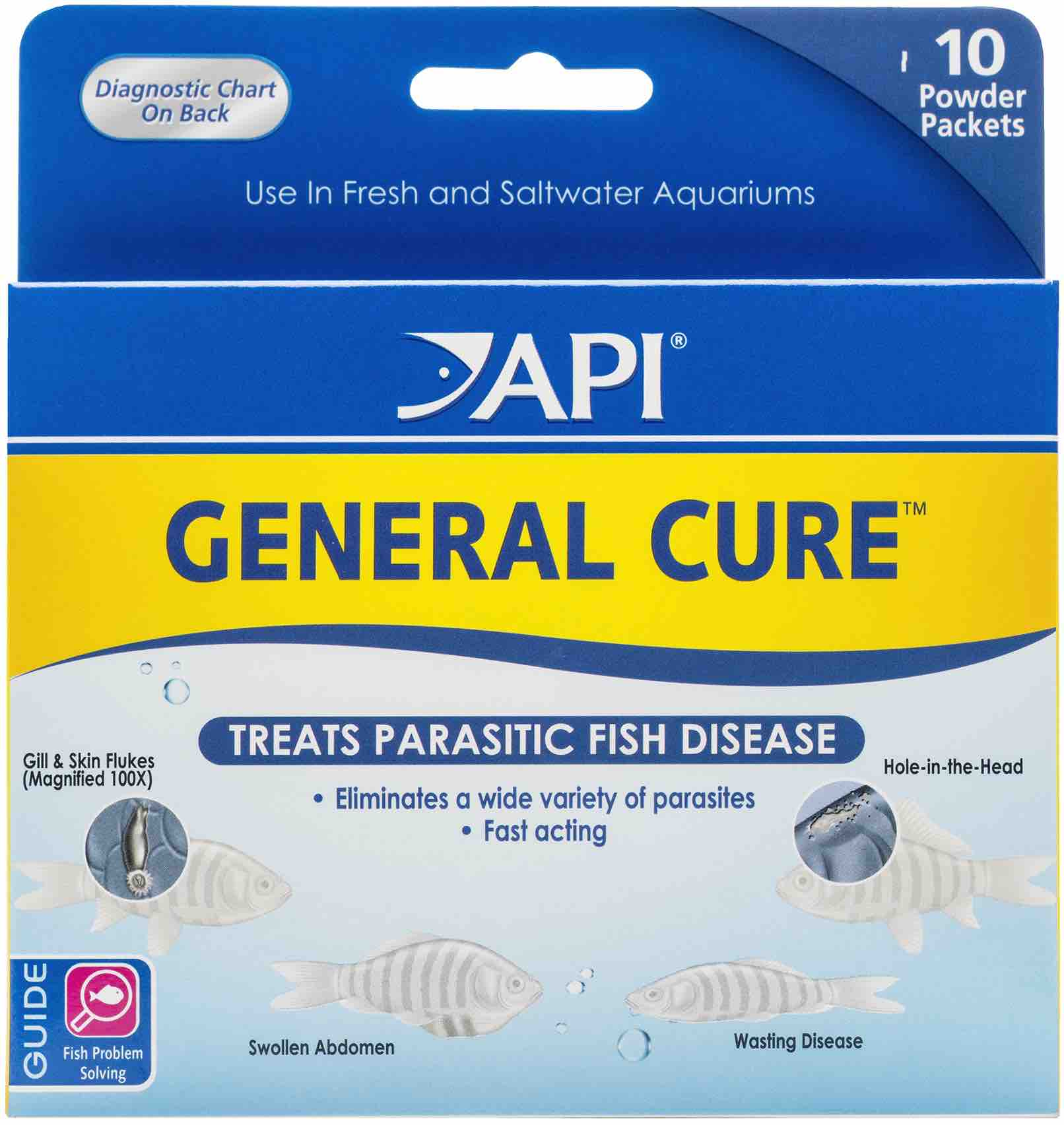 API General Cure 10 powder packets 1