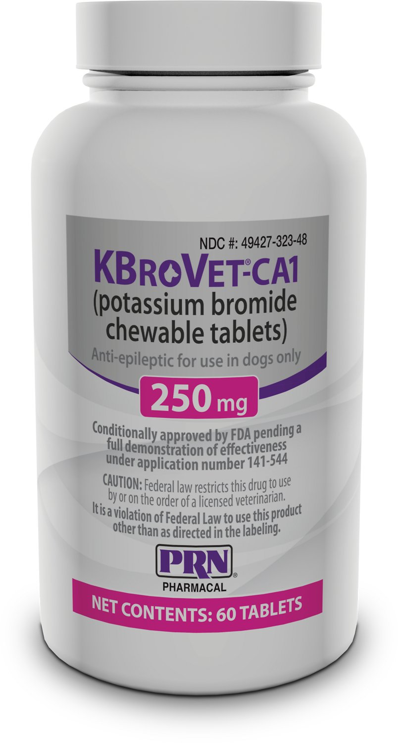 KBroVet-CA1 250 mg 60 chewable tablets 1