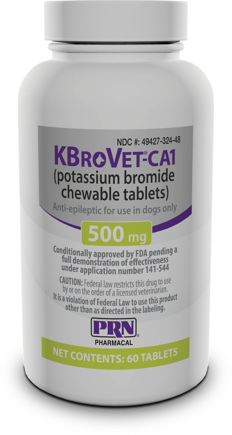 KBroVet-CA1 500 mg 60 chewable tablets 1