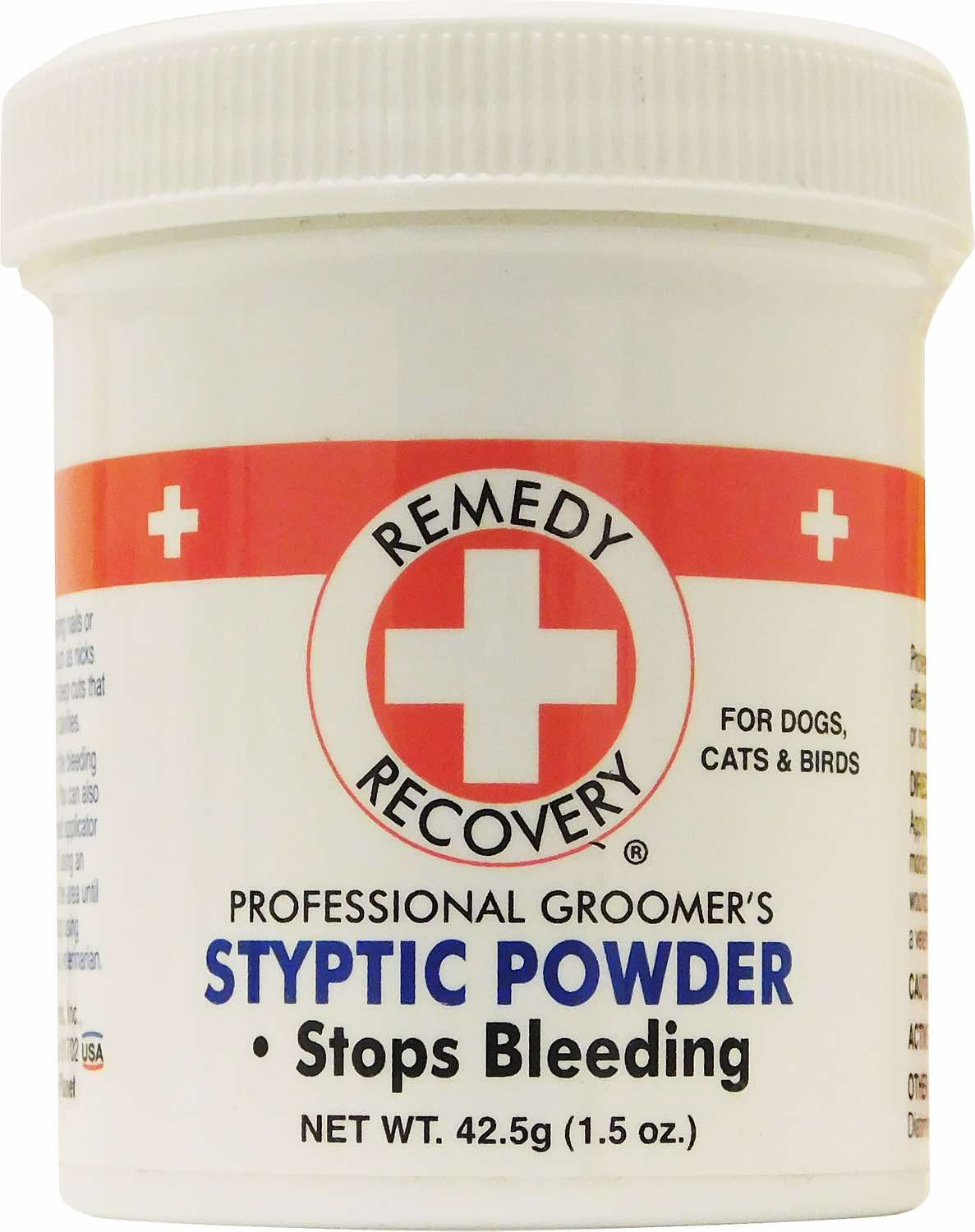 Remedy+Recovery Professional Groomer's Styptic Powder 1.5 oz 1