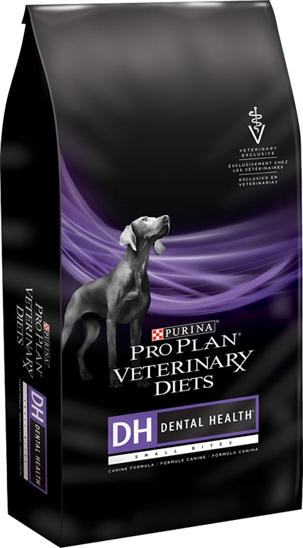 Purina Pro Plan Veterinary Diets DH Dental Health Small Bites Formula for Dogs 6 lbs 1