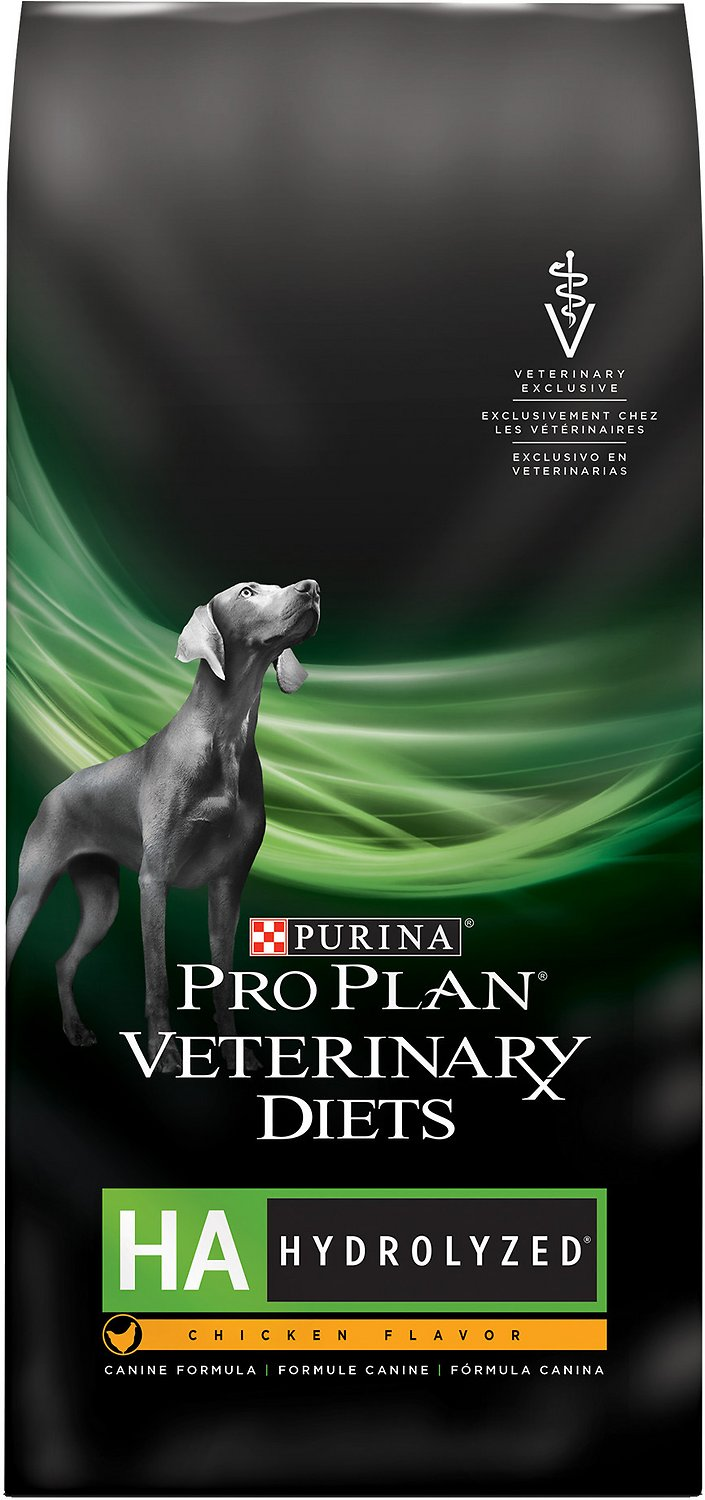 Purina Pro Plan Veterinary Diets HA Hydrolyzed Formula for Dogs  16.5 lbs Chicken 1
