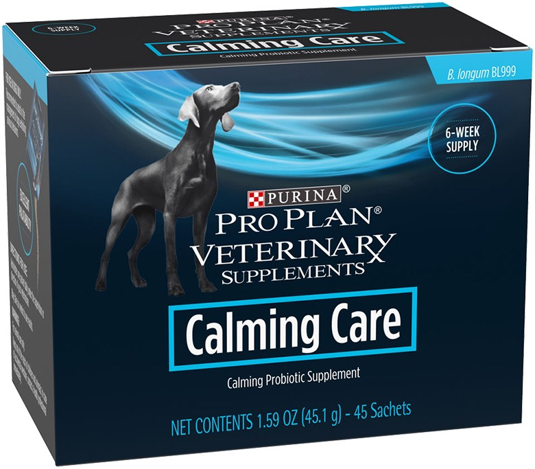 Purina Pro Plan Veterinary Supplements Calming Care Box of 45 sachets 1