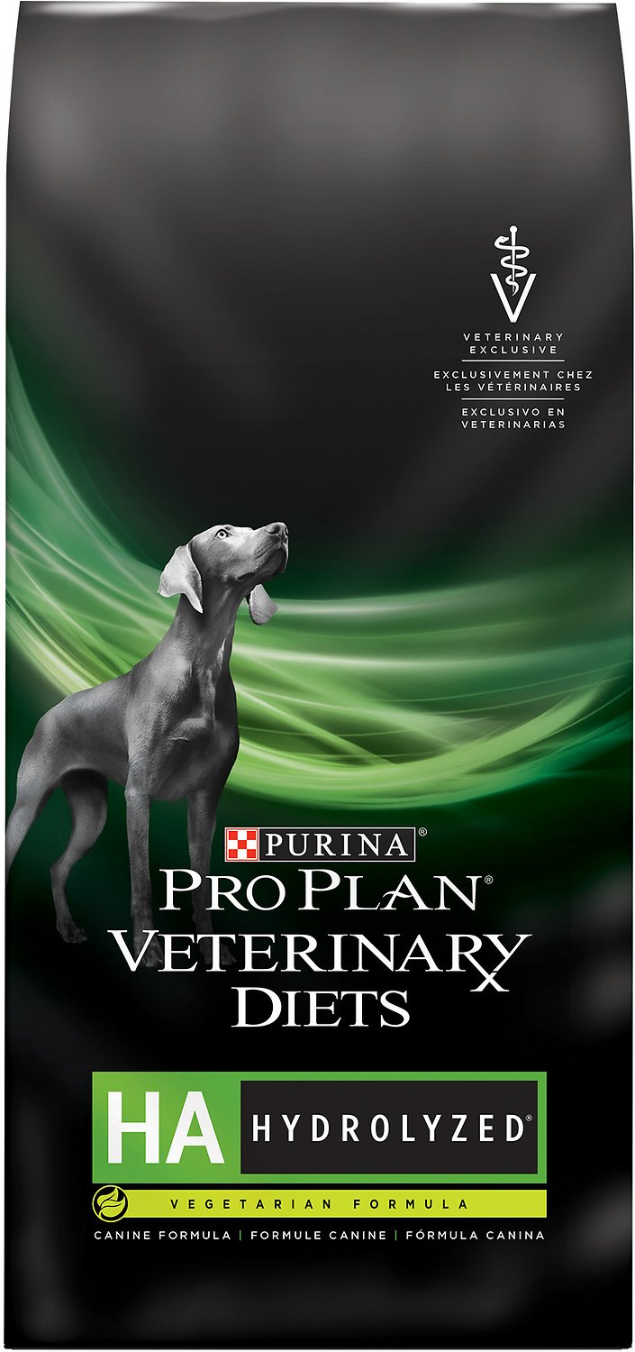 Purina Pro Plan Veterinary Diets HA Hydrolyzed Formula for Dogs  6 lbs Vegetarian 1