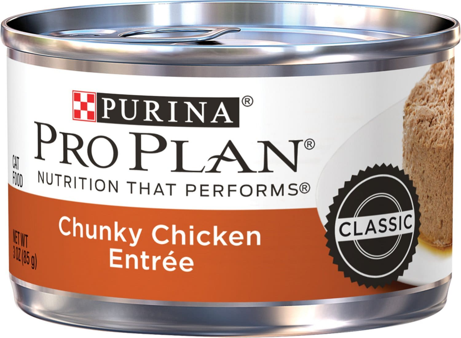 Purina Pro Plan Complete Essentials Entrée Classic  24 x 3 oz can Chunky Chicken 1