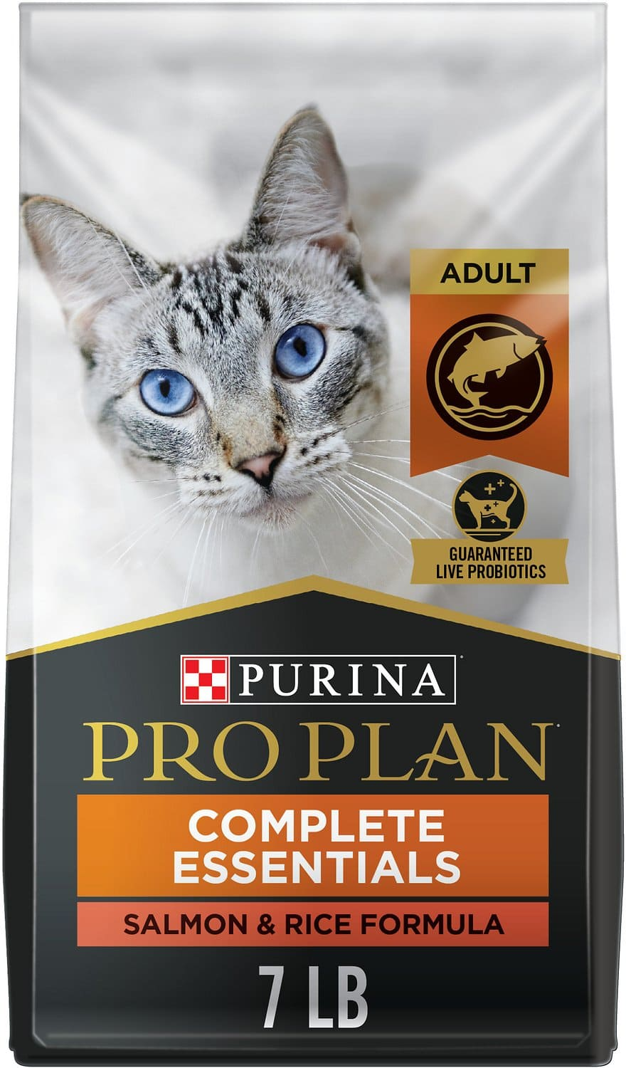 Purina Pro Plan Adult Complete Essentials  7 lbs Salmon & Rice 1
